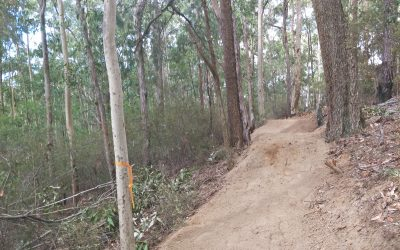 New Gravity Enduro Track